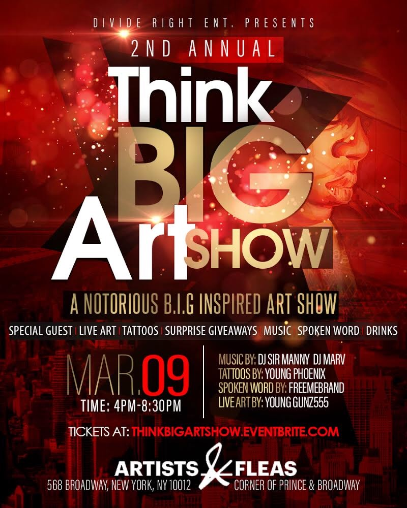 Think Big Art Show