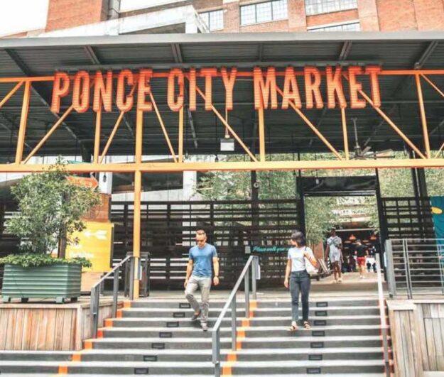 Ponce City Market BeltLine
